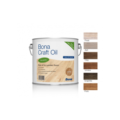 Bona Craft Oil Neutral (Natural/Clear) 1.25 Litre