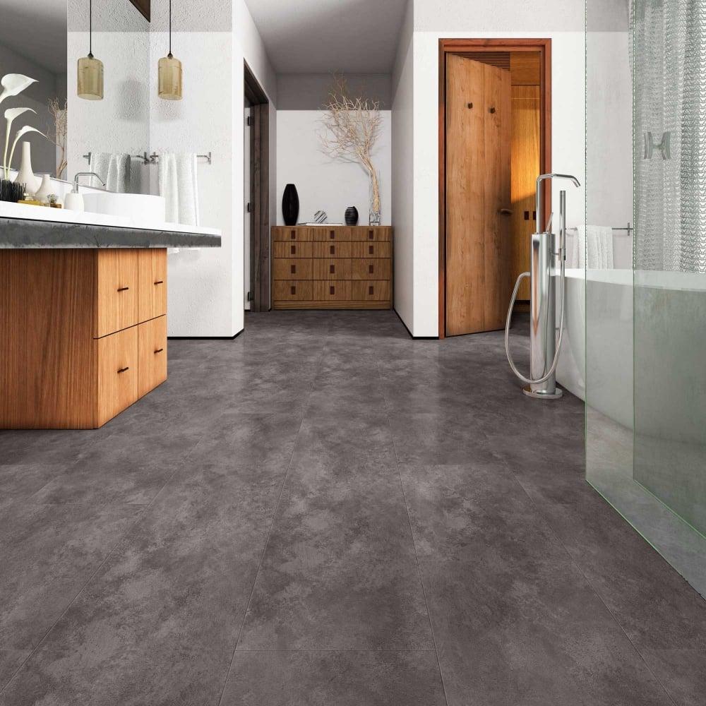 Brampton Chase Stones Henge Vinyl Tile Flooring - Luxury