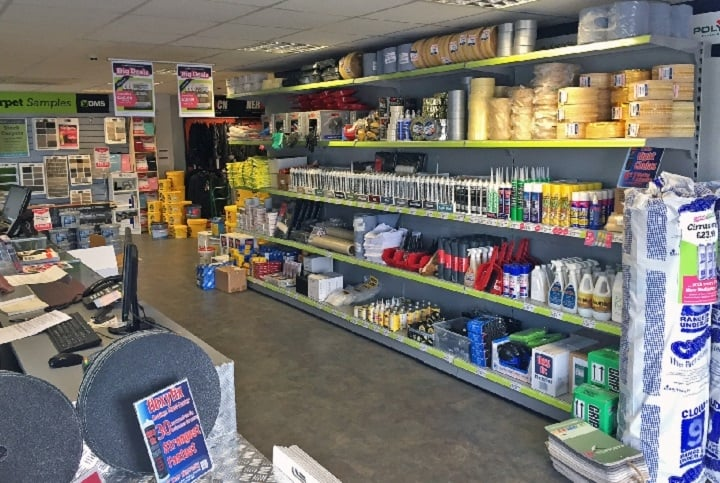 DMS Flooring Supplies Trade Counter