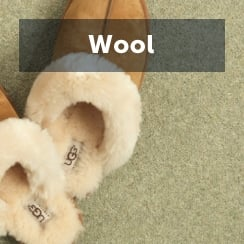 Wool Carpets. For durable high performance.