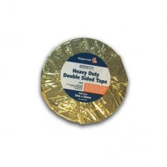 Double Sided Tape Gold