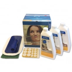 Vinyl Tile Floor Care Kit