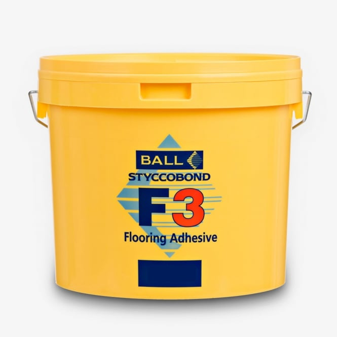 F Ball Styccobond F3 Carpet Adhesive