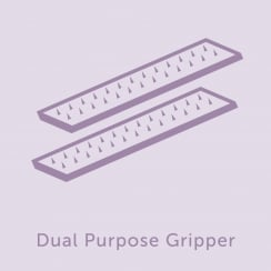 DMS Carpet Gripper Dual Purpose Per 1.5m Single Length