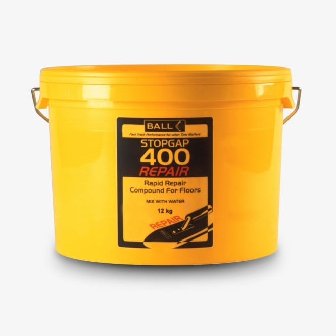 Subfloor prep' - Repair Mortar Stopgap 400 Rapid Set - 12kg