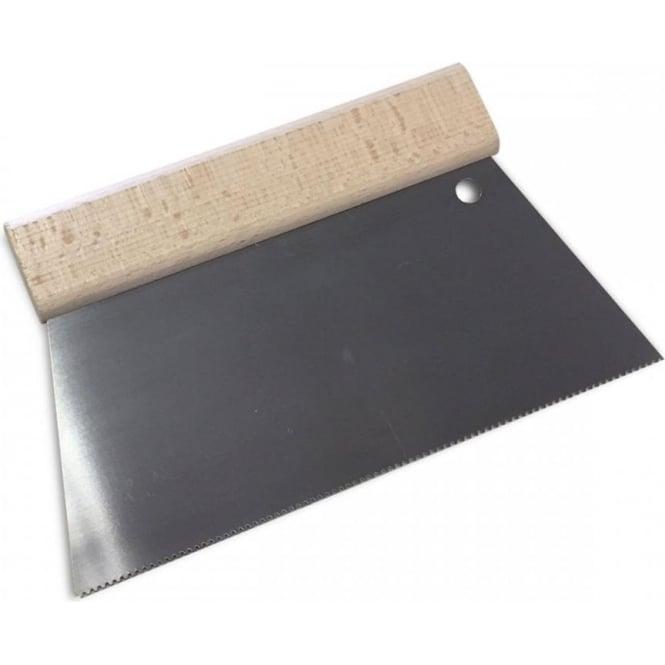 A2 Trowel Notch : Janser cm a fan trowel adhesive spreader accessories