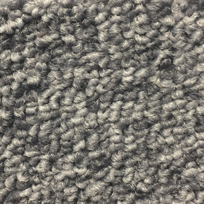 Maxted Carpet Tiles Silver