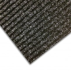 Ribbed Matting Anthracite