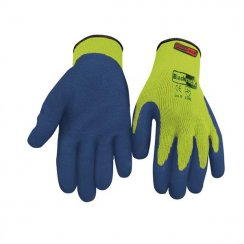 Thermal Gripper Gloves Latex Dipped