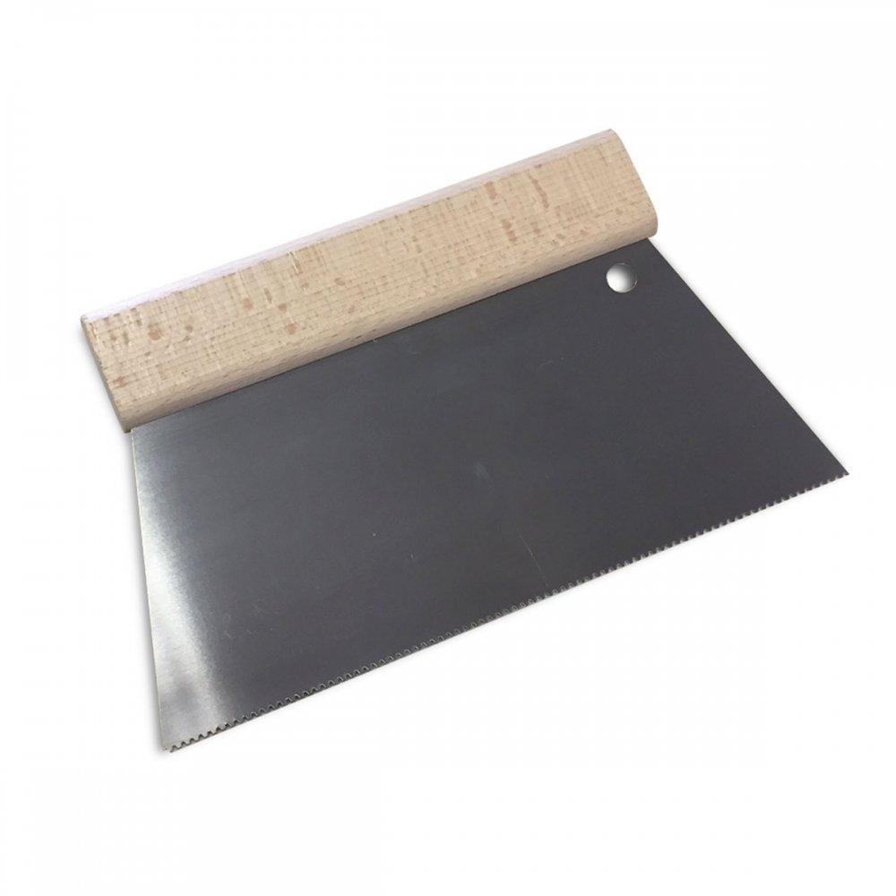 Janser 25cm A2 Fan Trowel Adhesive Spreader - Tools & Installation ...