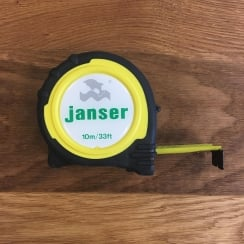 Janser 10m Tape Measure