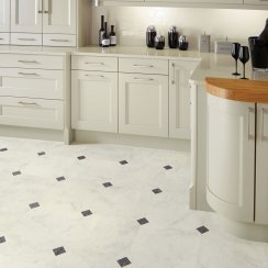 Karndean Art Select Fiore Marble with Clipped Corners LM16