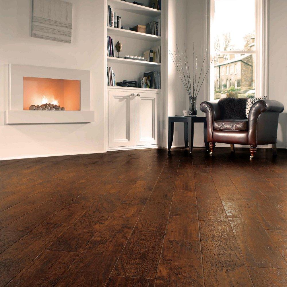 Karndean art select flooring luxury hickory peppercorn for Art laminate flooring