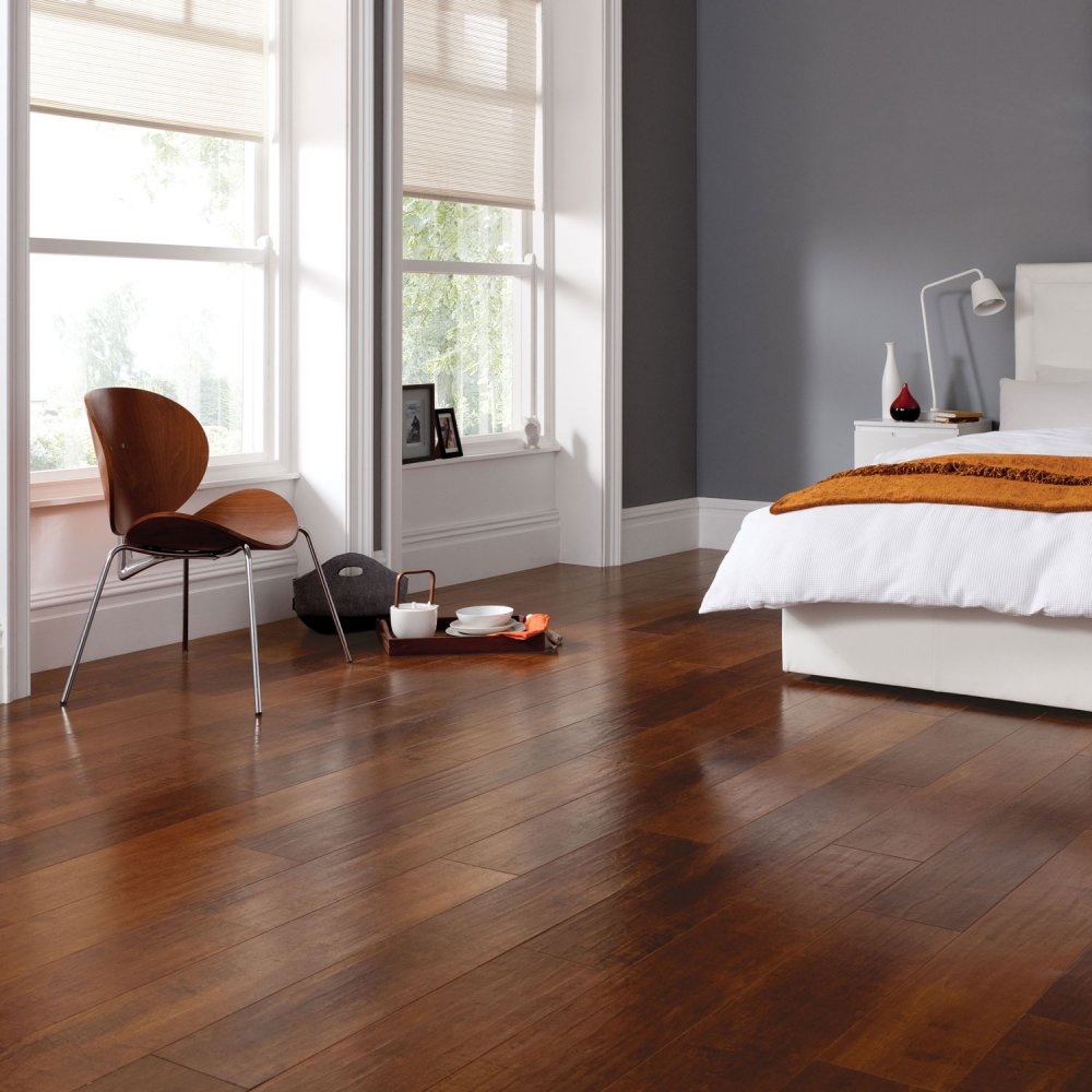 Floor Tiles For Bedroom: Santina Cherry Art Select Vinyl Flooring From Karndean: RL07