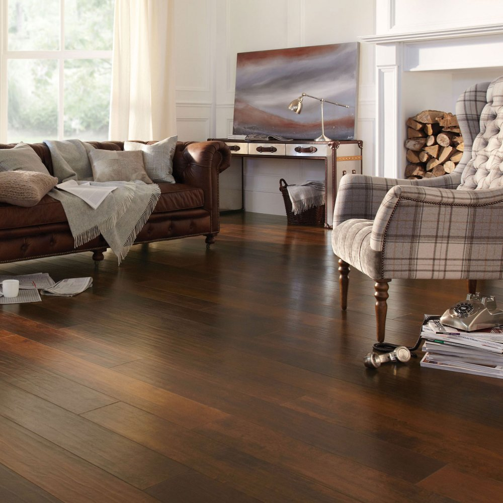 Karndean Luxury Vinyl Flooring In Spanish Cherry Rl05