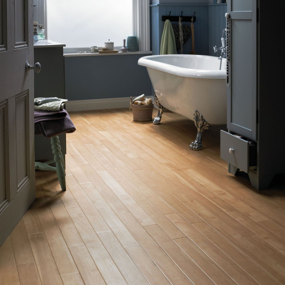 Karndean Canadian Maple Vinyl Flooring From The Da Vinci
