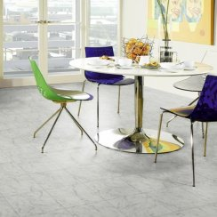 Knight Tile Carrara Marble T90