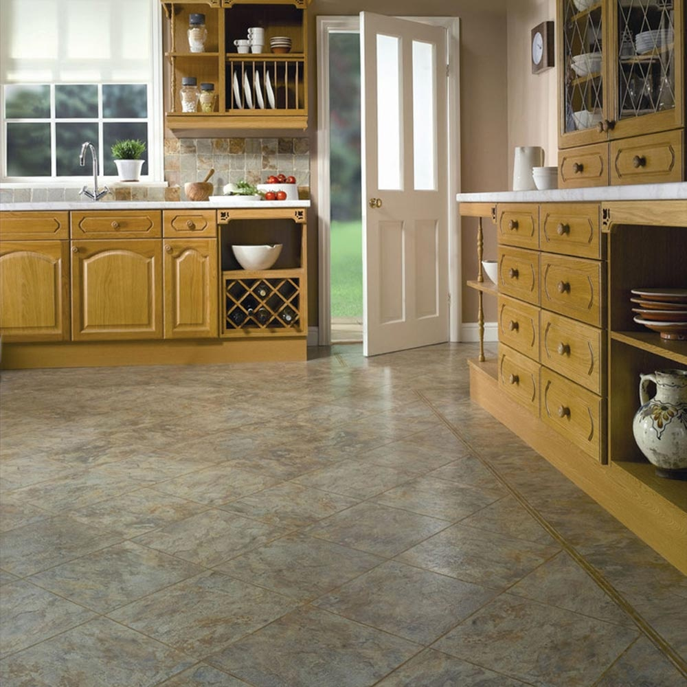 Luxury vinyl flooring in andecite from the knight tile range t89 karndean knight tile andecite t89 dailygadgetfo Images