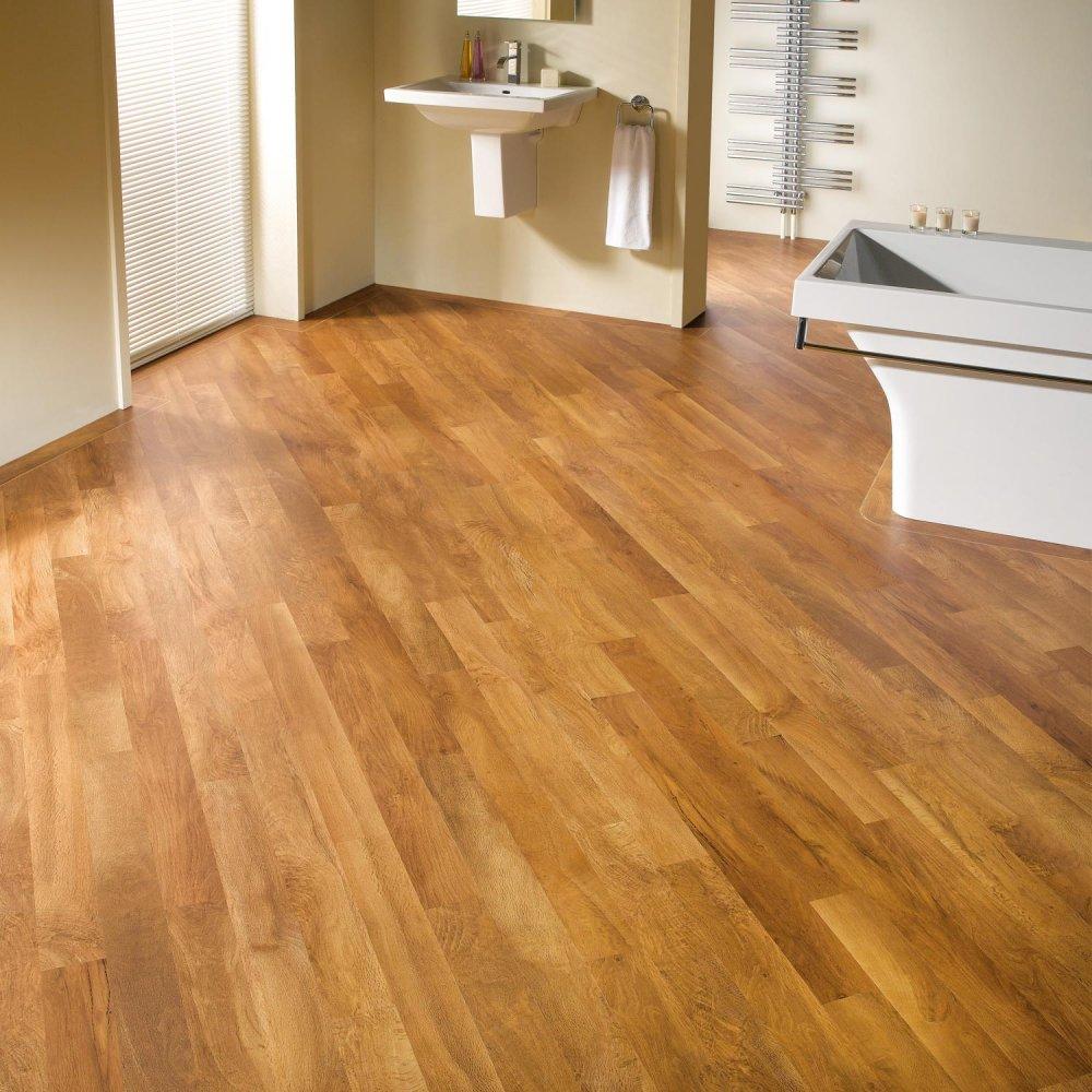 Luxury Vinyl Flooring In Aran Oak From The Knight Tile