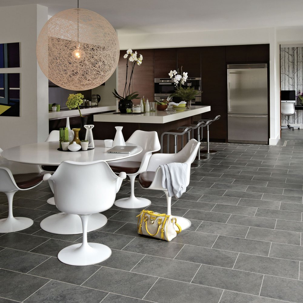 Karndean Knight Tile Flooring: Luxury Cumbrian Stone Vinyl