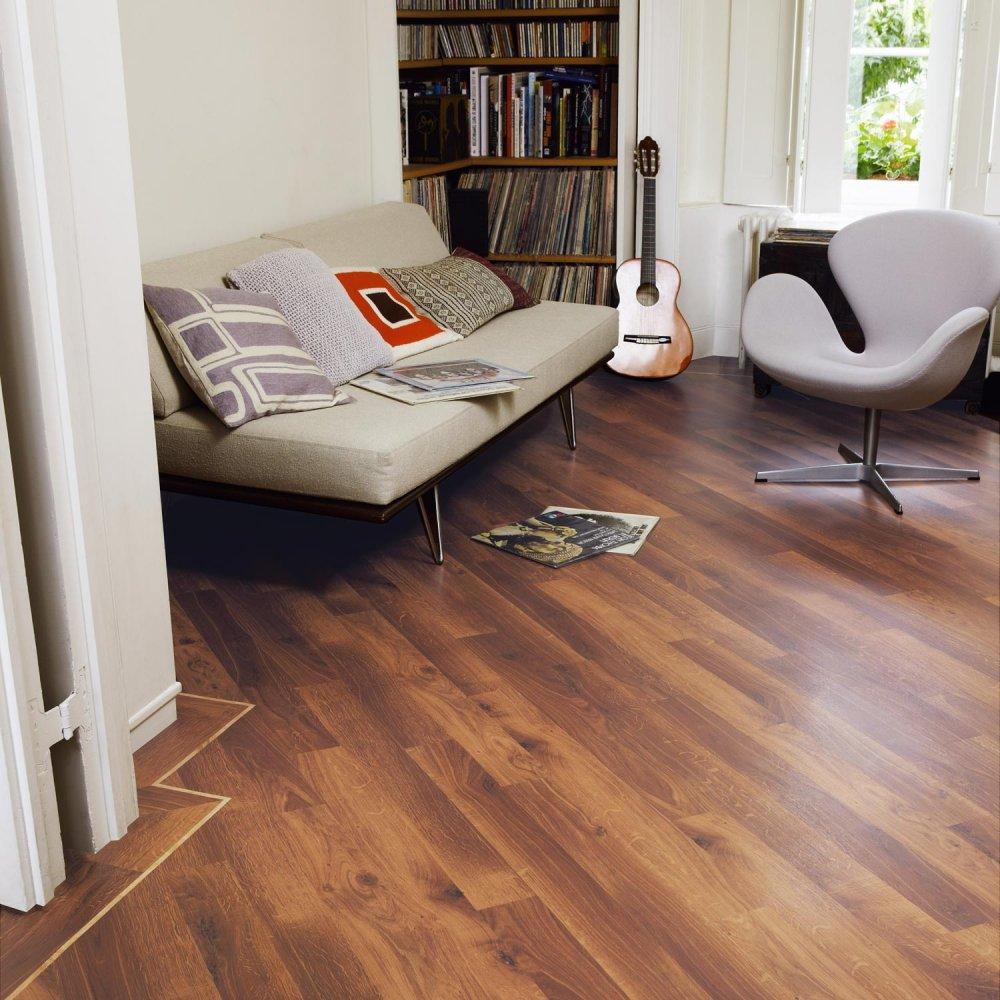 Edwardian Oak Knight Tile Vinyl Flooring From Karndean Kp92