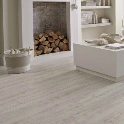 Karndean Knight Tile White Painted Oak KP105