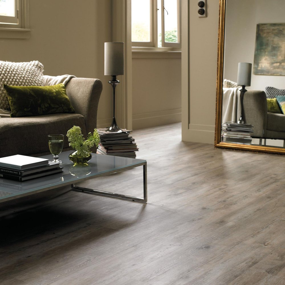 Karndean Distressed Oak Luxury Vinyl Flooring Van Gogh Vgw82t