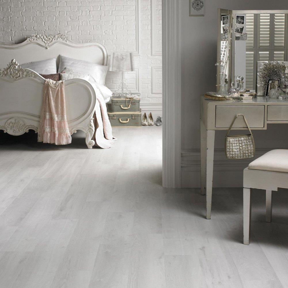 Linoleum Bedroom 2017: Van Gogh Flooring By Karndean VGW80T White Washed Oak
