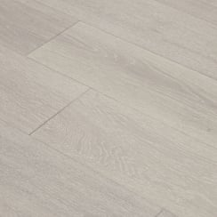 lumberjack 5G 14mm Engineered Oak Pure White Brushed Matt Lacquered 2604