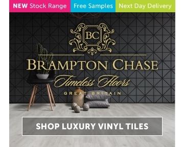 Brampton Chase Luxury Vinyl Tiles in stock