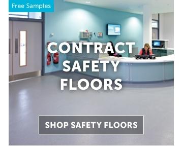 Contract Non-Slip Safety Flooring