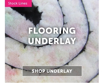 Carpet, Wood, Laminate underlay