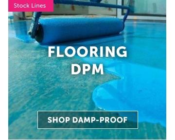Flooring Damp-proof membranes DPM