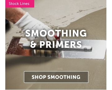 Smoothing compounds and primers