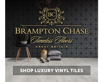 Brampton Chase Luxury Vinyl Tiles in stock
