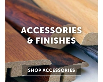 Accessories and finishes