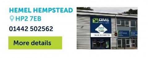 DMS Hemel Hempstead Trade Counter