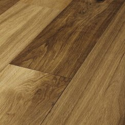 Natural Solutions Majestic Clic 9914 Smoked Oak Brushed UV Oiled