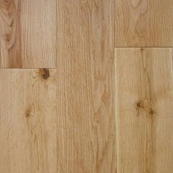 Natural Solutions Next Step 6992 Rustic Oak Brushed UV Oiled 125mm