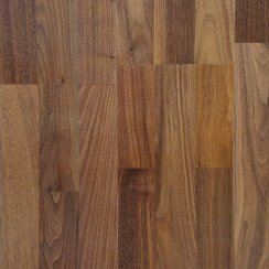 Natural Solutions Woodland 219 Black American Walnut 3 Strip Lacquered