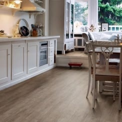 Polyflor Camaro Loc Click Fit Vinyl Tiles Tan Limed Oak 3438