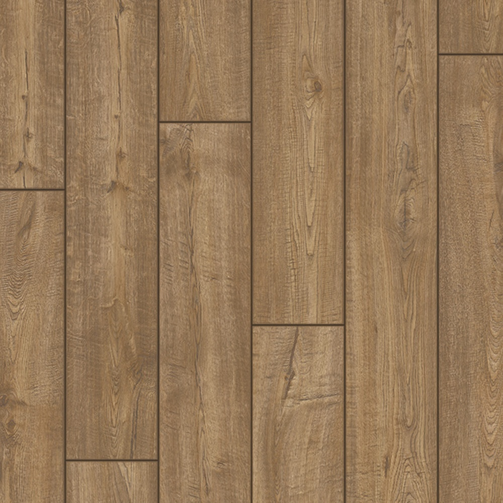 Quick Step Laminate Impressive Scraped Oak Grey Brown Im1850