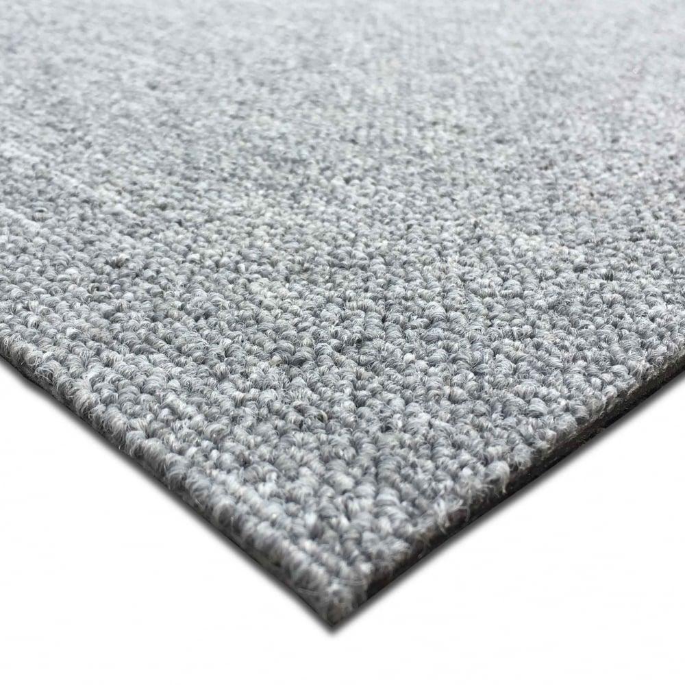 carpet tiles. Simple Carpet Spartacus Carpet Tiles Light Grey With