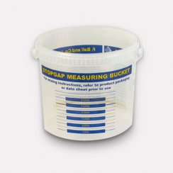 Stopgap Measuring Bucket