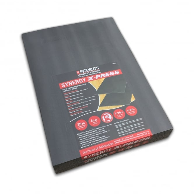 Synergy Xpress Wood & Laminate Underlay Board