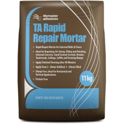 Tilemaster TA Rapid Repair Mortar 11KG