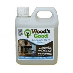 Wood's Good Laquer Soap 1lt