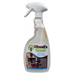 Wood's Good Laquer Soap Spray