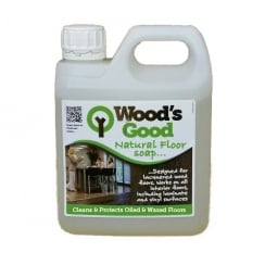 Wood's Good Natural Oil Soap 1lt
